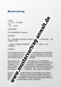 VS-mustervertrag