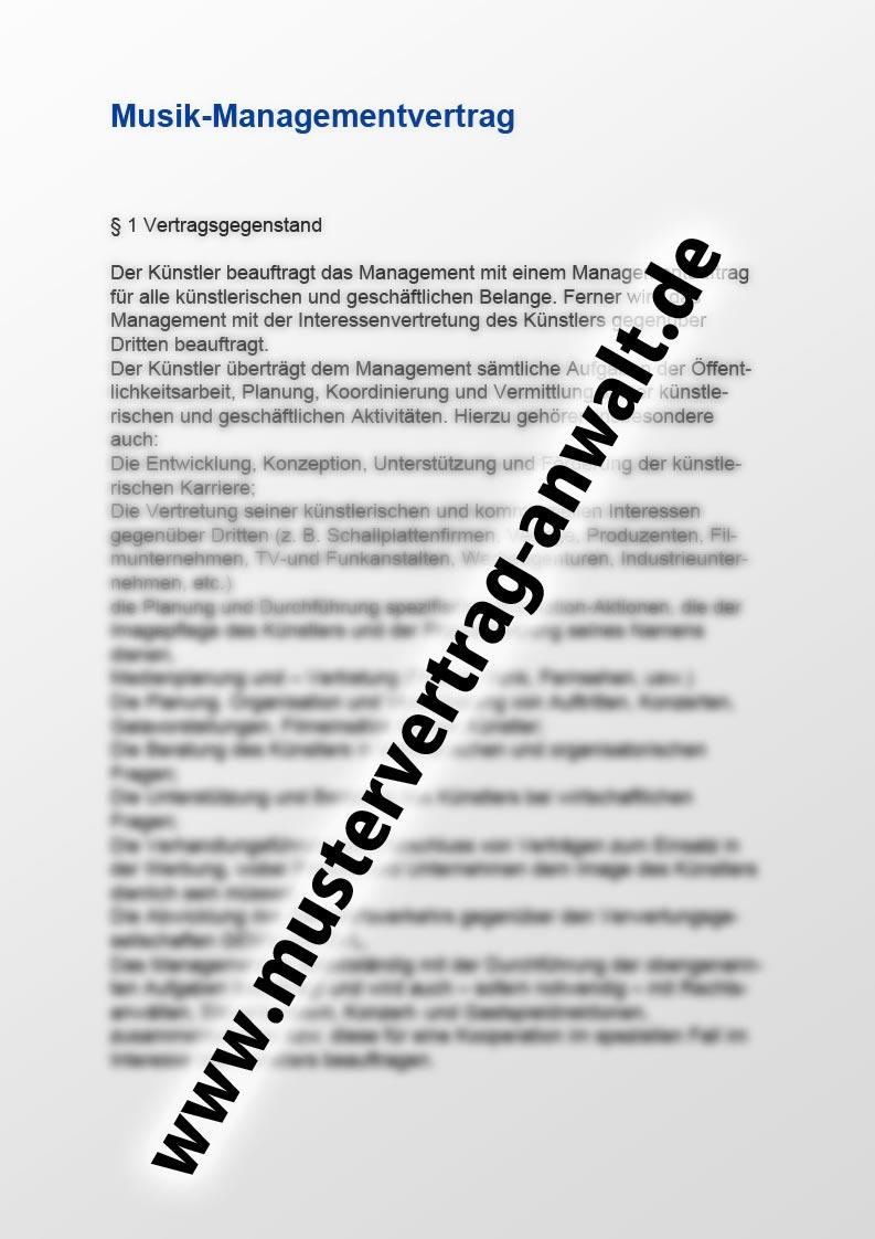 Groß Künstler Manager Vertragsvorlage Bilder - Entry Level Resume ...